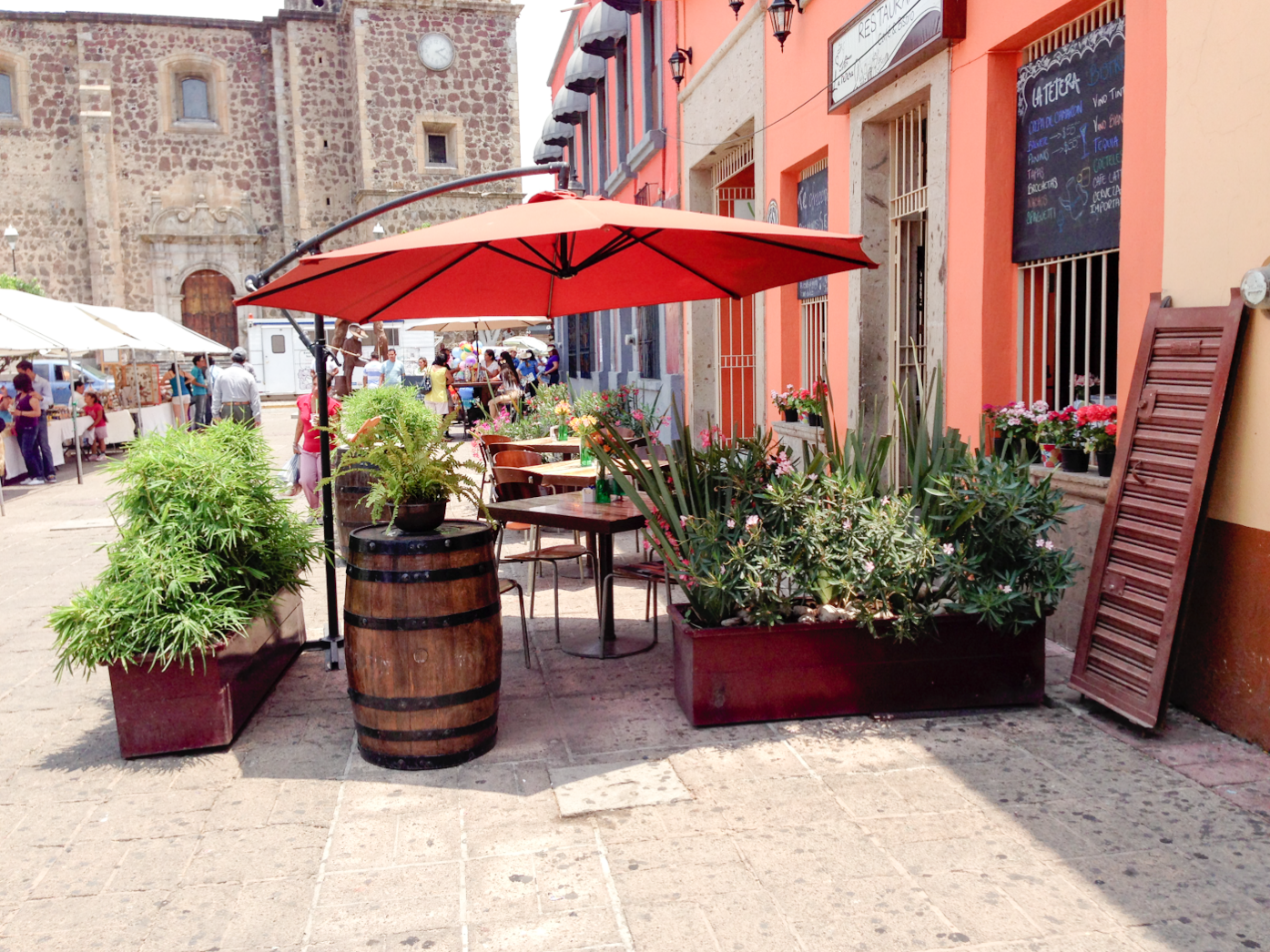 Streets of Tequila, Mexico via www.surelysimple.com