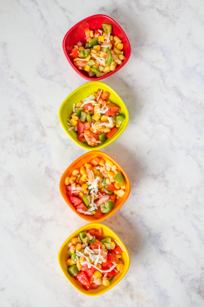 8 Fresh Corn Summer Salad Snack