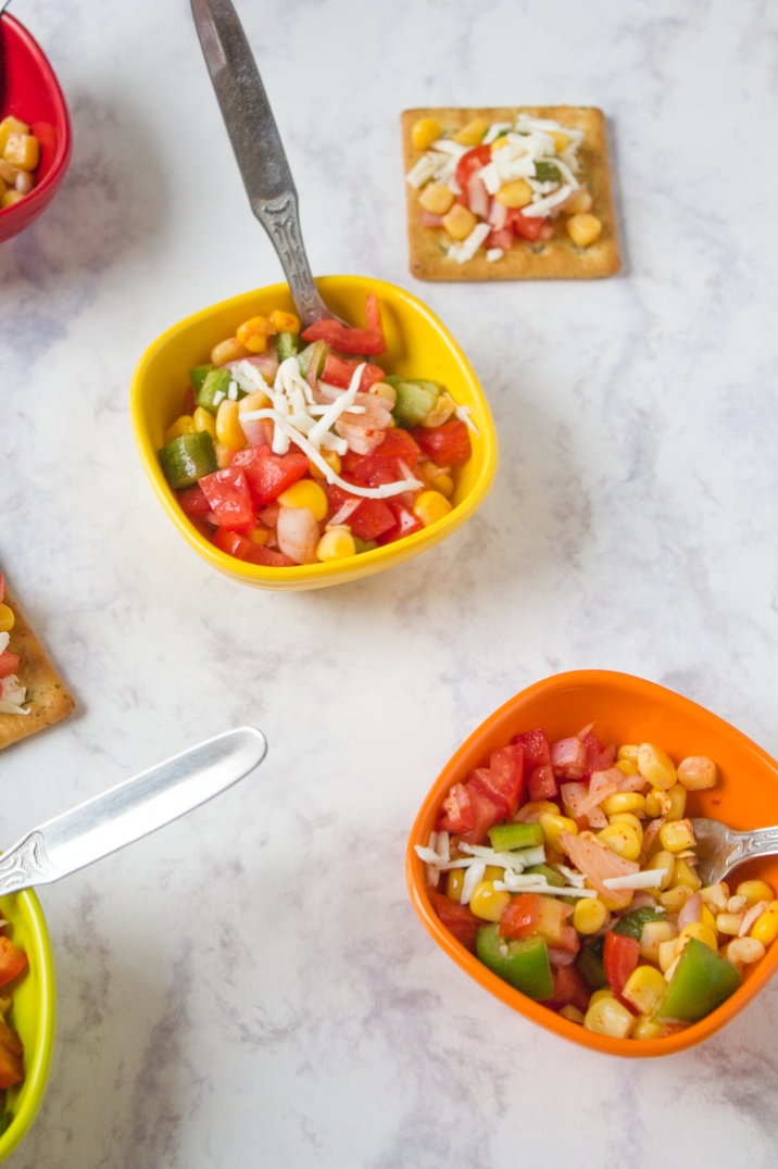 17 Fresh Corn Summer Salad Snack