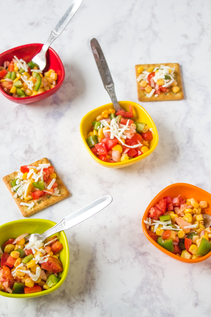18 Fresh Corn Summer Salad Snack