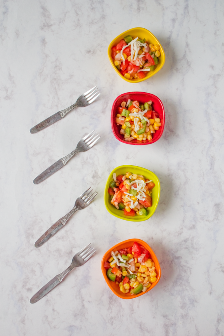 21 Fresh Corn Summer Salad Snack