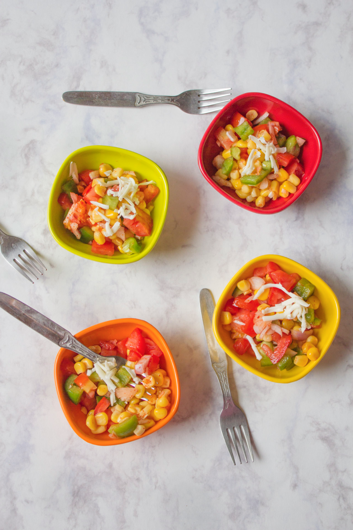15 Fresh Corn Summer Salad Snack