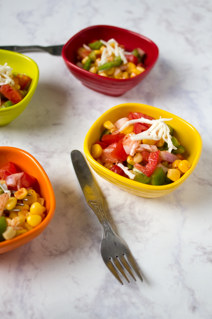 5 Fresh Corn Summer Salad Snack