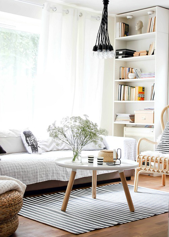 11 decor rules of thumb via www.surelysimple.com