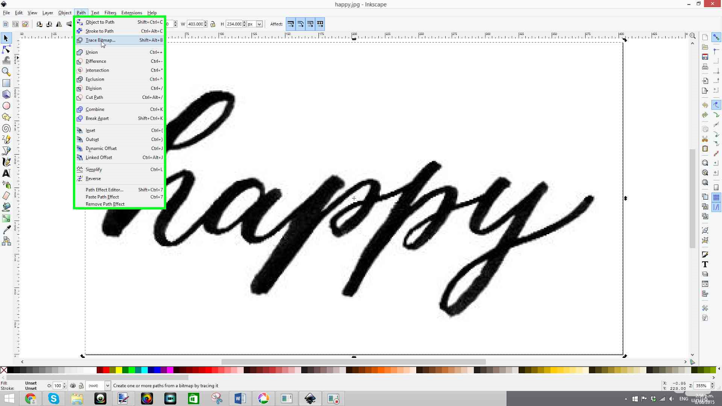 10 Inkscape