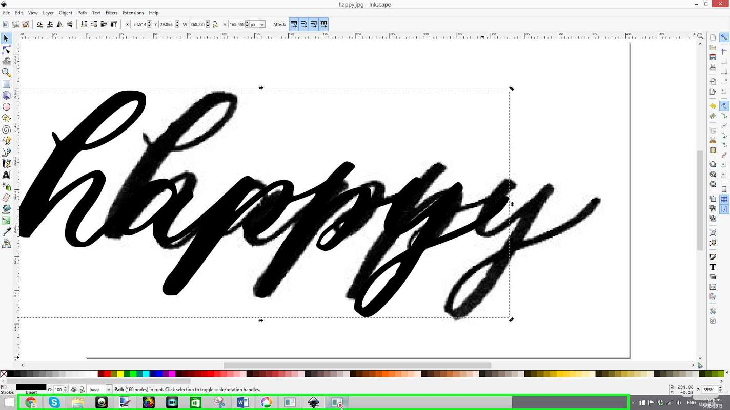 12 Inkscape