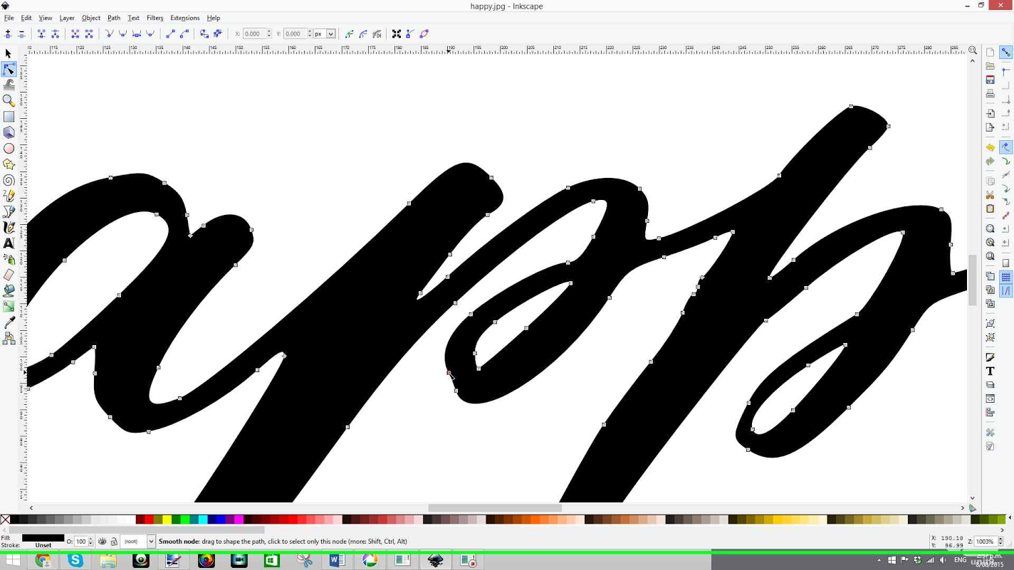 16 Inkscape