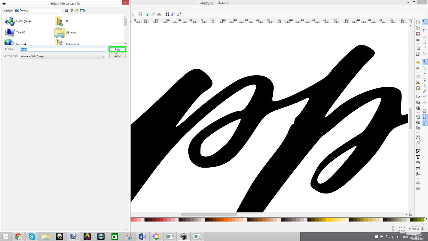 20 Inkscape