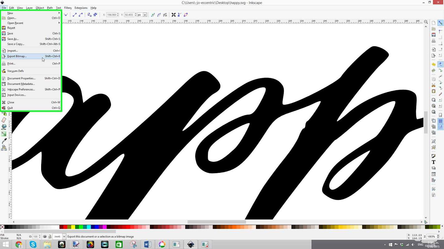 21 Inkscape