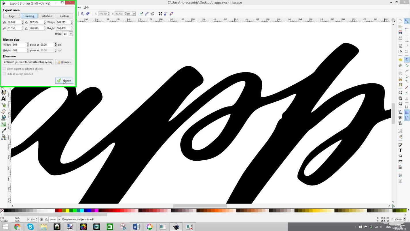 22 Inkscape