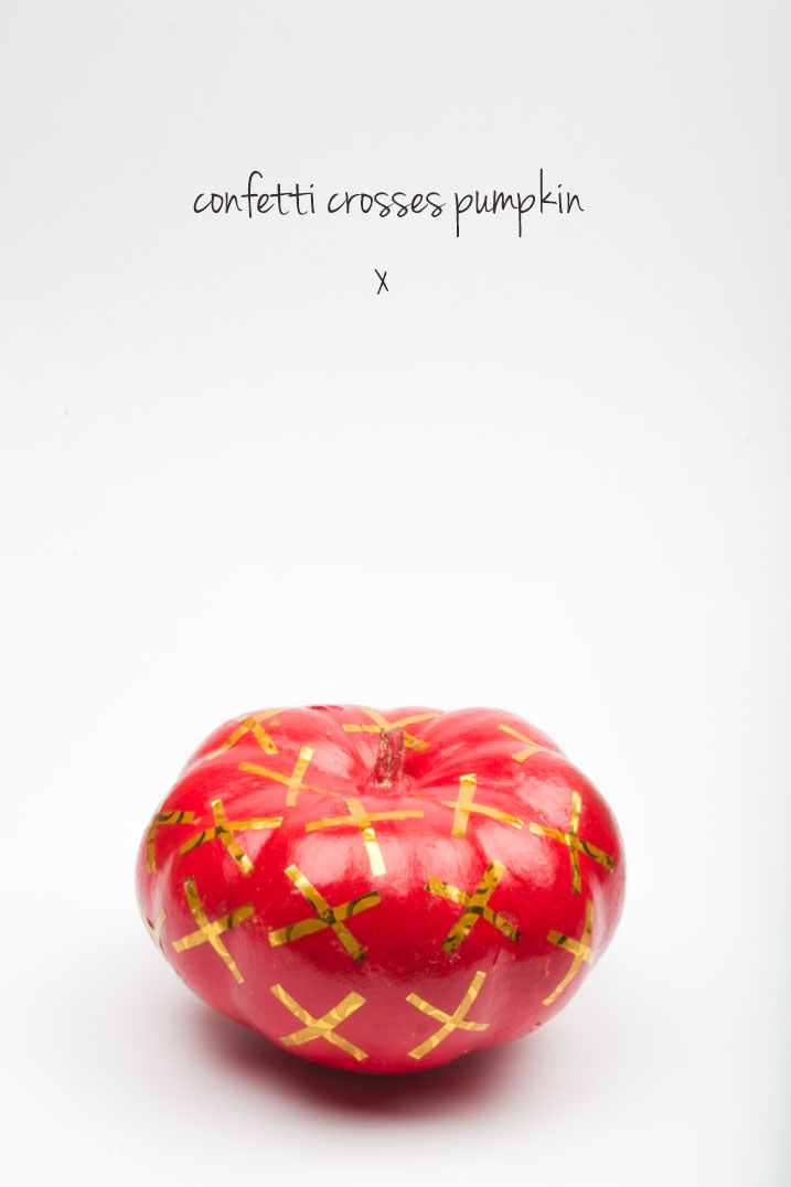 4 Assorted Colourful Fall Pumpkin Ideas-click through for 4 unique decorating ideas!