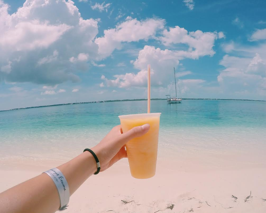 Travel Diaries / Exumas, the Bahamas -click through for details of the trip and some gorgeous pics!
