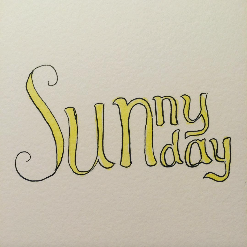 Surely Simple Circle of Artists: Vol 2 : Lettering Artists from the #surelysimplelettering challenge on instagram! See their work and get inspired!