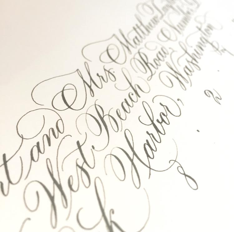 Meet calligrapher Suz Cunningham!- Teacher Spotlight from #SimpleAlphabets on Instagram @surelysimplechallenge + @surelysimpleblog
