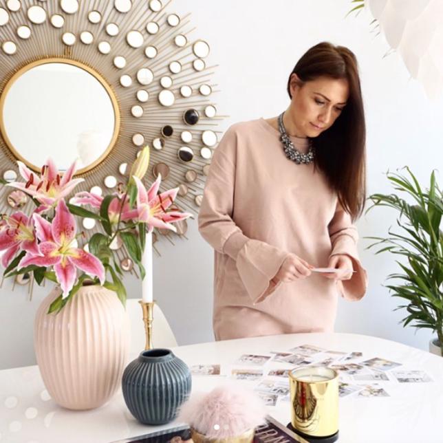 A Creative Home..with Melike of Easy Interior - a Creative Home tour + interview series via surelysimple.com