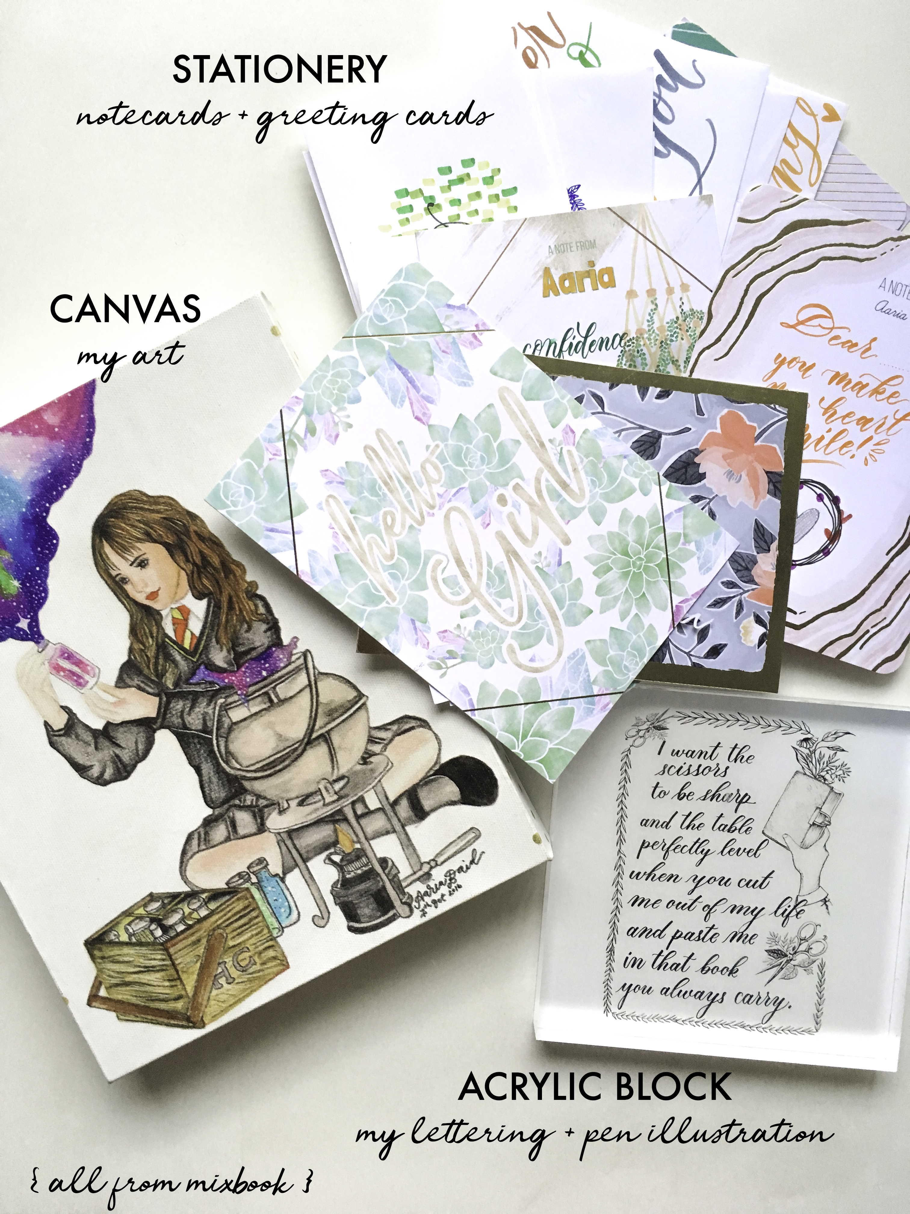 An artist's perspective: Mixbook Review (+ 9 Free Wallpapers!) surelysimple.com