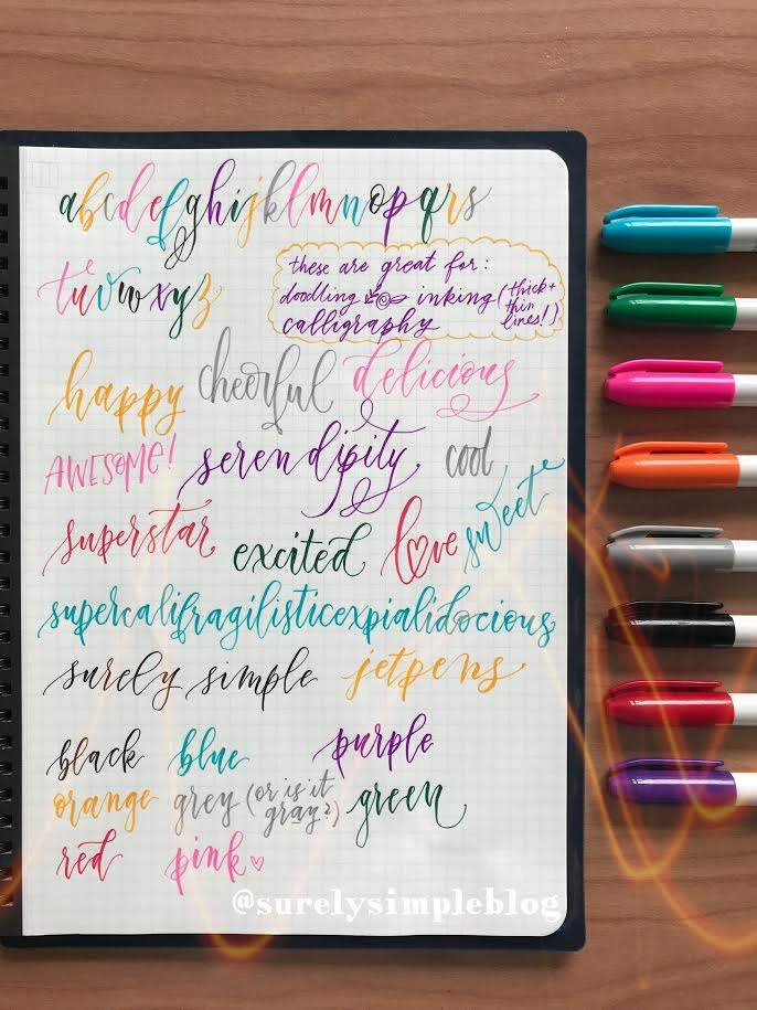 Jetpens review (+ a funny story!) via Surelysimple.com