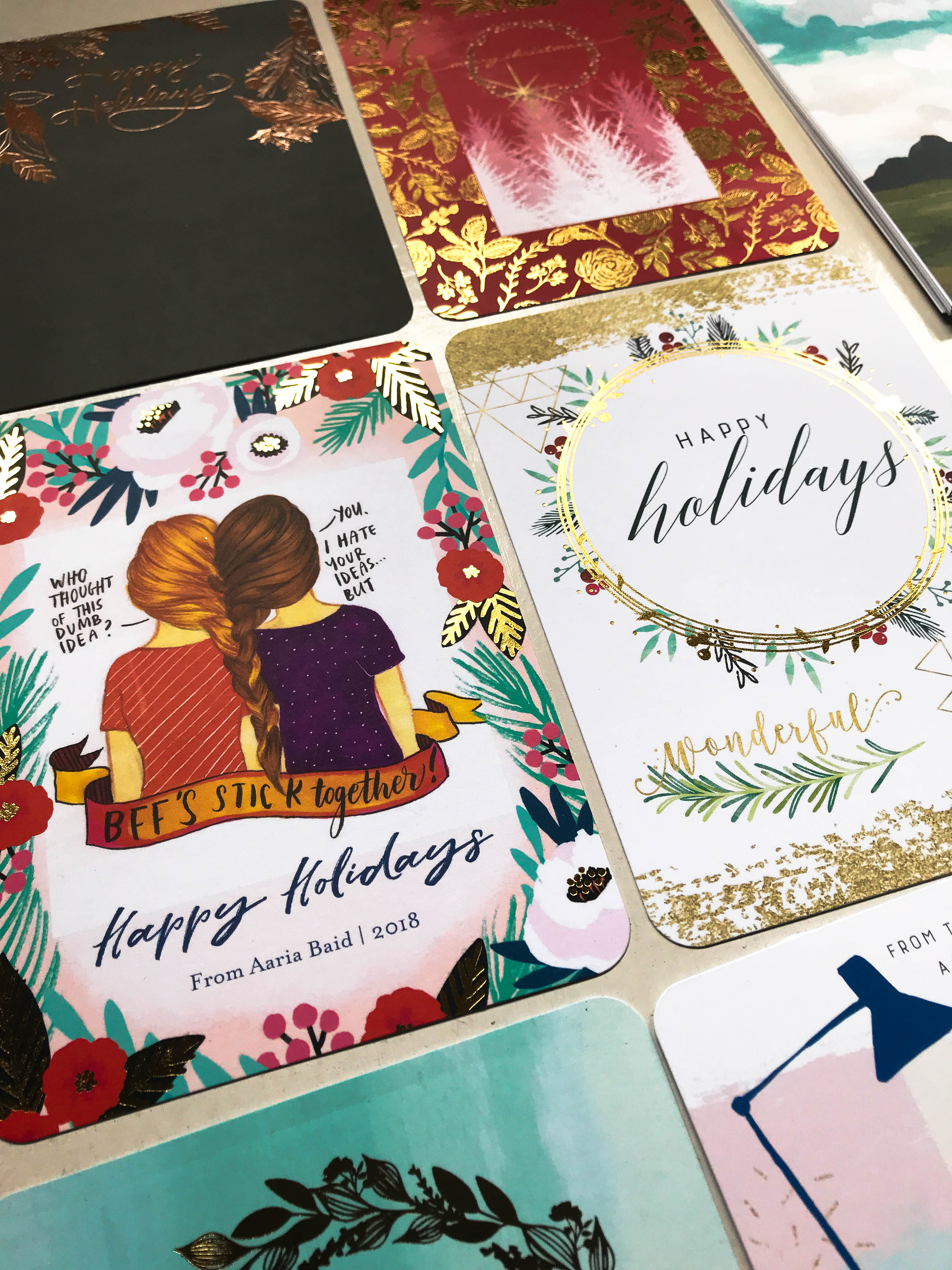 Five Holiday Gift Ideas with Mixbook (+ Free Christmas Doodles Worksheet!) via SurelySimple.com