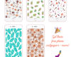 11 Free Summer Phone and Desktop Wallpapers! | 3 | Pattern Chic via Surelysimple.com